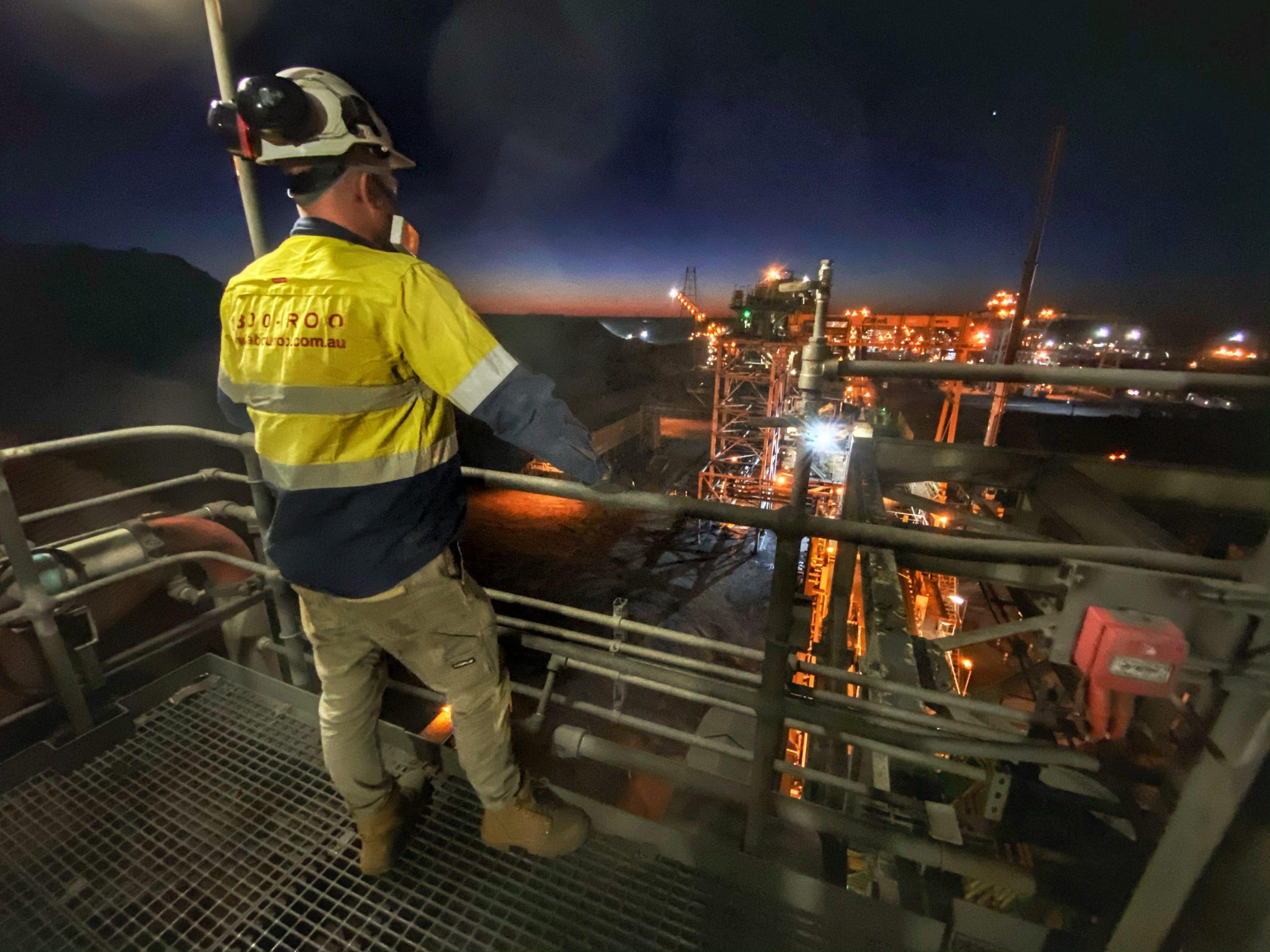 Sino Iron Mine Site Pilbara WA