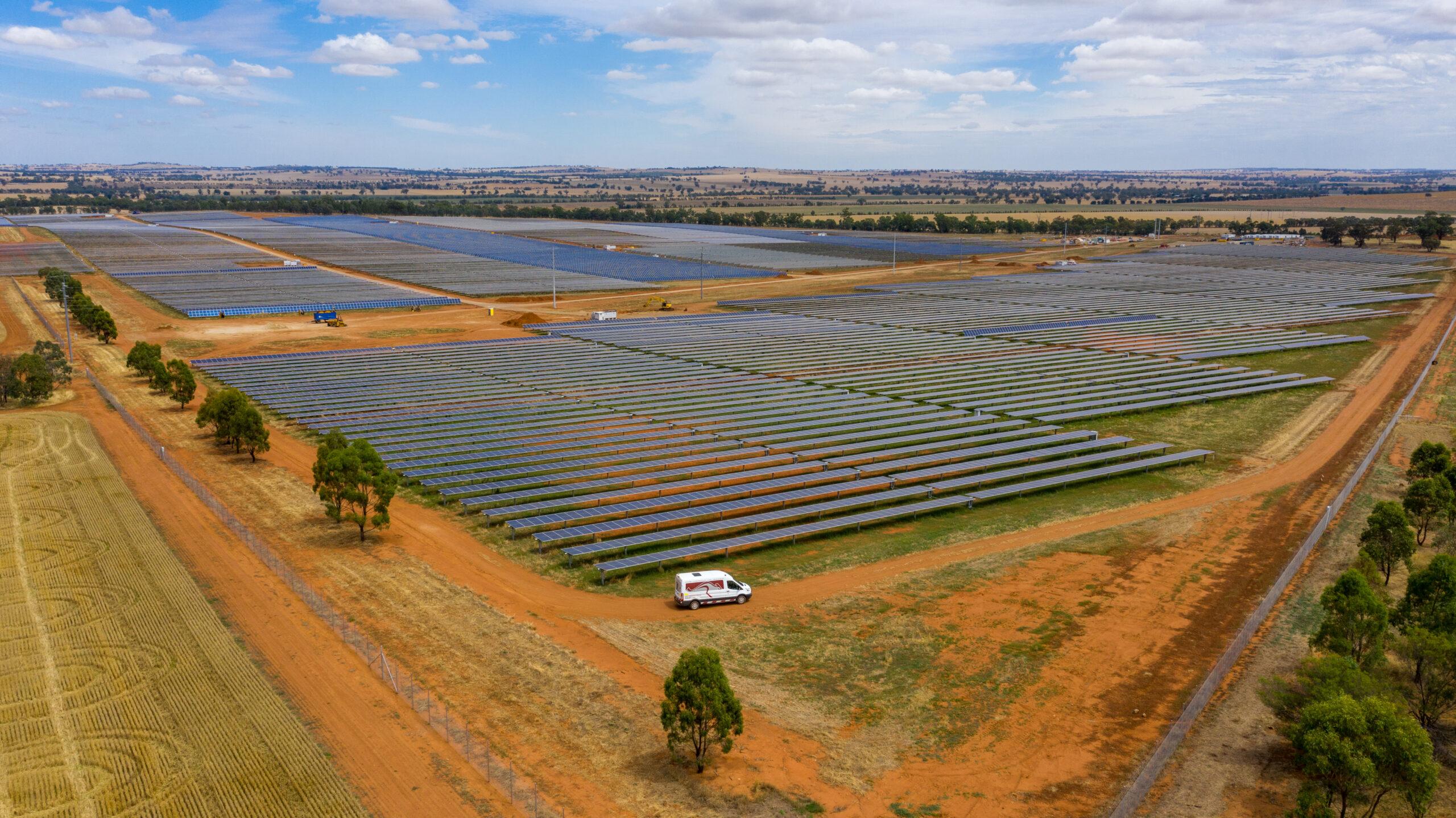 Solar Power Plant Australia