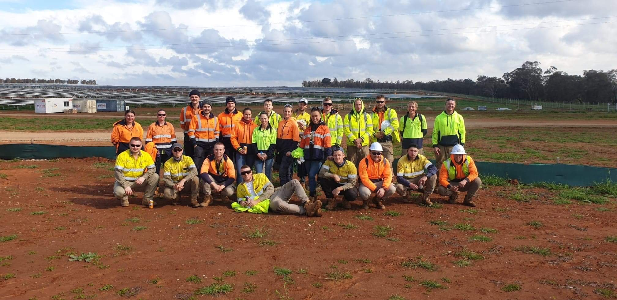 Solar Farm Labour Hire New South Wales