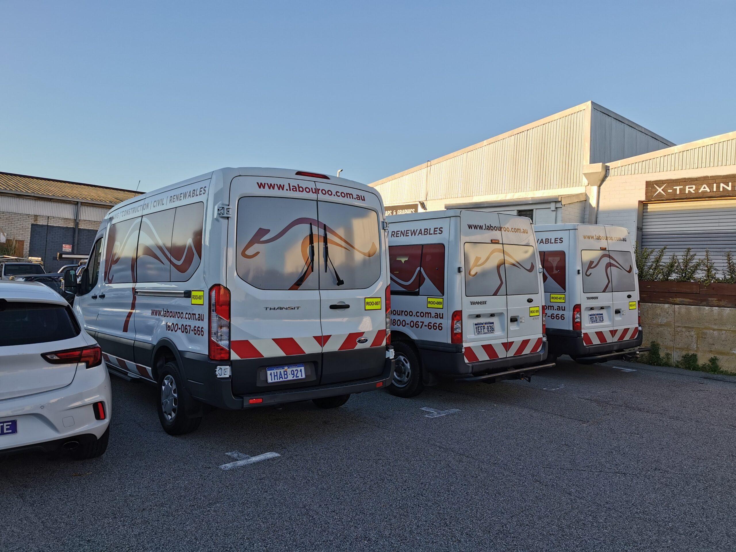 Labouroo complimentary fleet