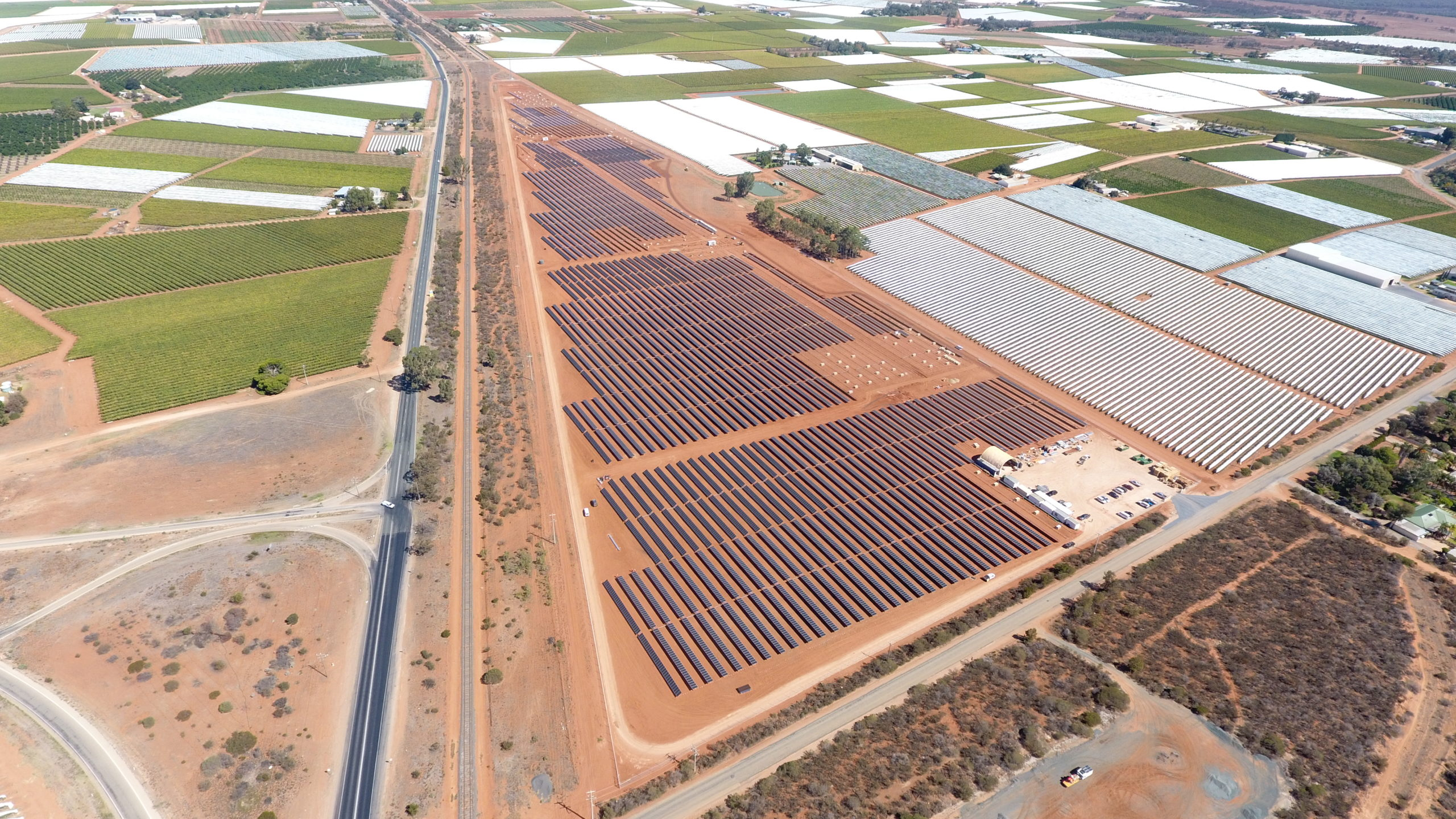 Solar Farm Labour Hire South Australia