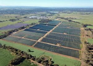 39 MWdc Corowa Solar Farm NSW